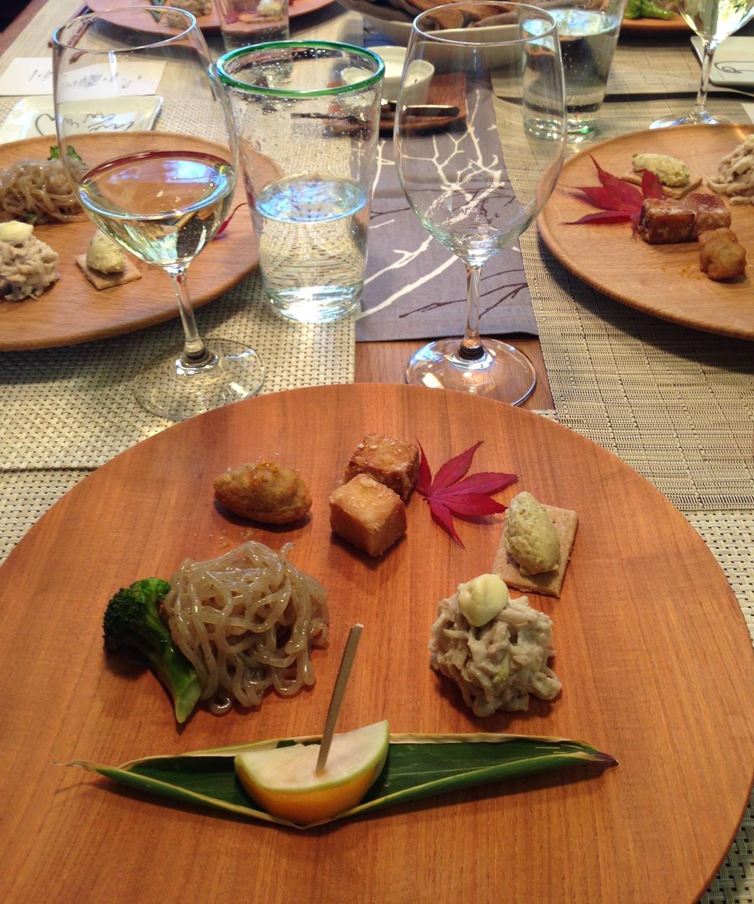【満員御礼】富士見町で野菜料理とお酒を楽しむ会